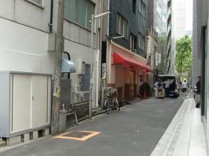 新宿御苑駅からの道案内ー7