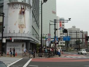 新宿駅南口からの道案内−4